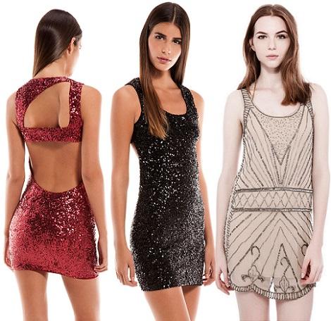 503e275e4 10 Tendencias clave en los vestidos de fiesta para Navidad y Fin de ...