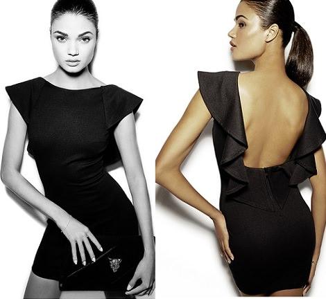 verdadero negocio donde puedo comprar diseños atractivos Vestidos con escote en la espalda para Nochevieja 2013 ...