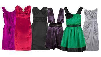 vestidos de navidad y nochevieja