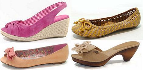 Zapatos XTi primavera verano 2012