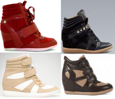 Botines de moda otoño invierno 2012 2013