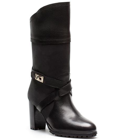 zapatos del invierno 2013 de Blanco, Zara, Bershka
