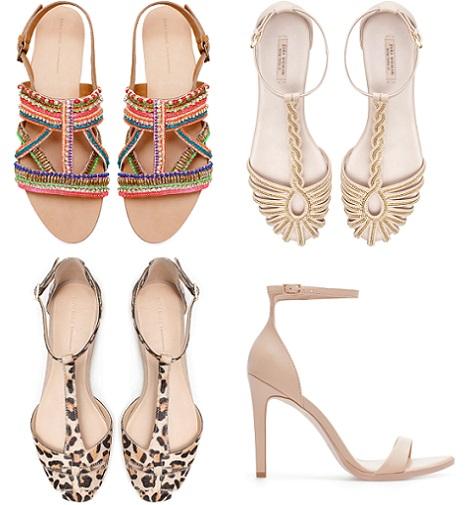 las sandalias de verano que deberias tener en tu armario