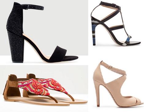 Zara De En Rebajas rebajas Zapatos q45L3ARj