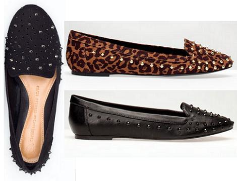 Slippers zapatos de moda 2012 2013
