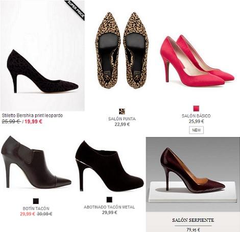 Zapatos y bolsos de fiesta para lucir esta Navidad 2013 baratos