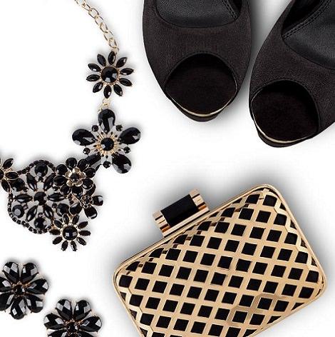 Zapatos y bolsos de fiesta para lucir esta Navidad 2013