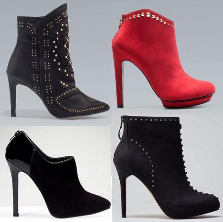 Zapatos de fiesta otoño invierno 2012 2013