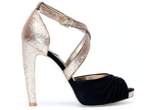 Zapatos de fiesta para esta Navidad y nochevieja