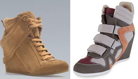 Zapatos de moda del otoño invierno 2012 2013