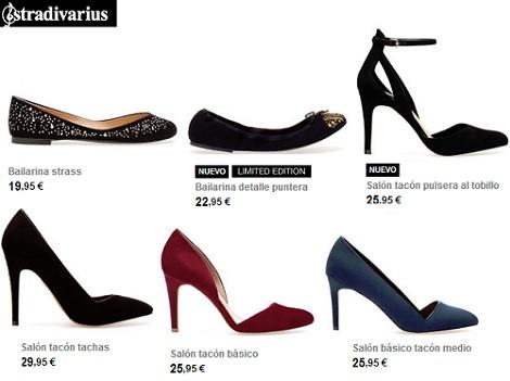 Zapatos y sandalias de stradivarius por menos de 30 euros