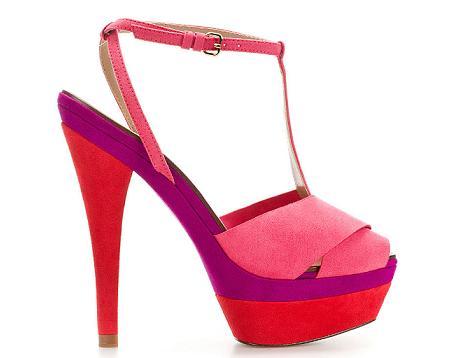 Zapatos de fiesta primavera verano 2012