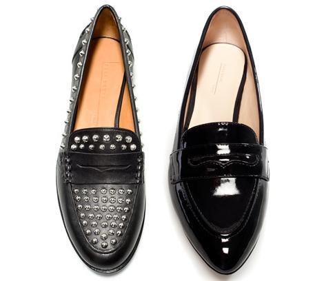 Zapatos de moda otoño 2012