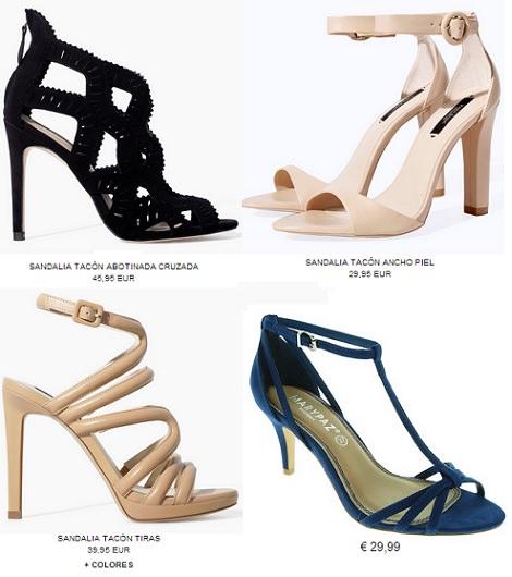sandalias de moda primavera verano 2014