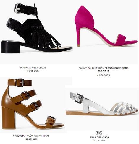zapatos de moda primavera verano 2014