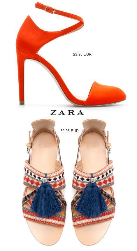 aaf6f8aa7bb5a Zapatos y sandalias tendencias primavera verano 2013