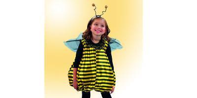 como hacer un disfraz de abeja