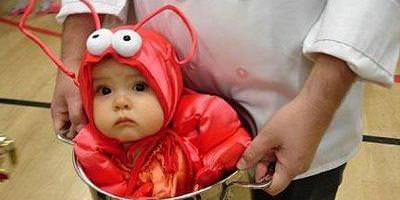 disfraces originales para bebes