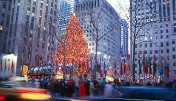 NY en navidad