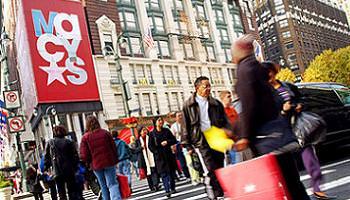 de compras por NY