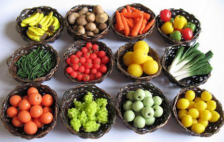 Dieta para adelgazar y perder volumen