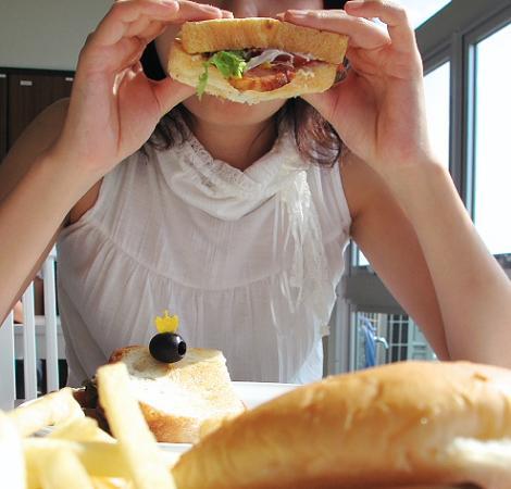 Comer sin engordar