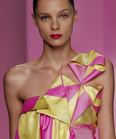 Cibeles Madrid Fashion Week, septiembre 2009, moda primavera verano 2010