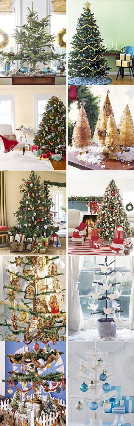 Ideas para adornar el rbol de navidad demujer moda - Ideas arbol de navidad ...