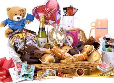 desayuno romántico de REGALOORIGINAL.COM