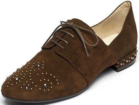 zapatos de tachas de bimba&lola