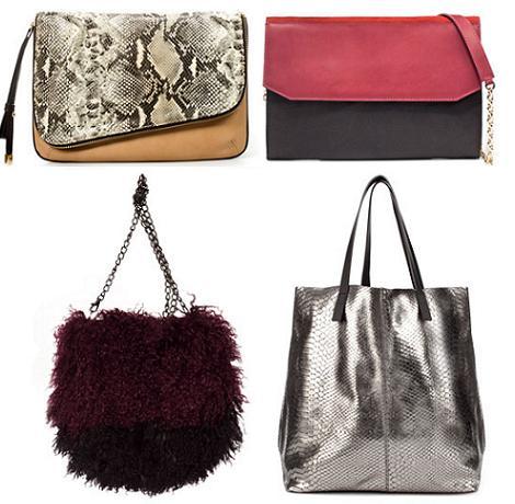 Rebajas de Zara 2012: bolsos