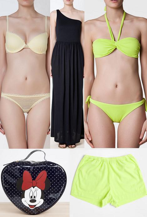 Rebajas de verano 2012 : la mejor ropa
