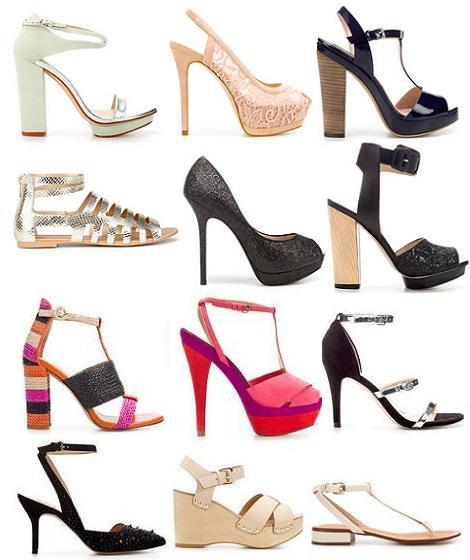 Rebajas zapatos verano 2012